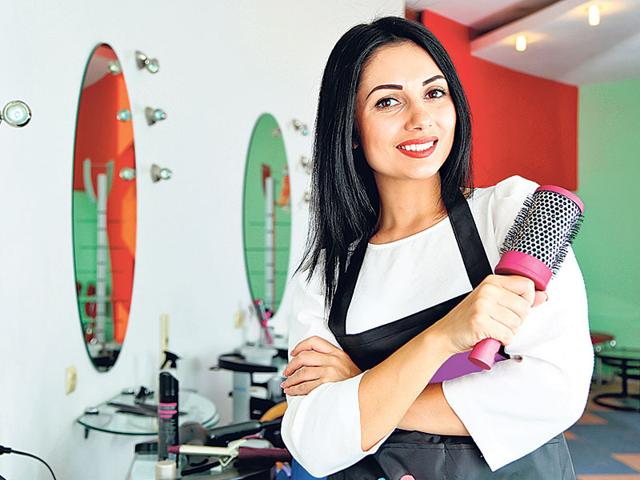 Обучение парикмахерскому делу – создание имиджа (II ступень)