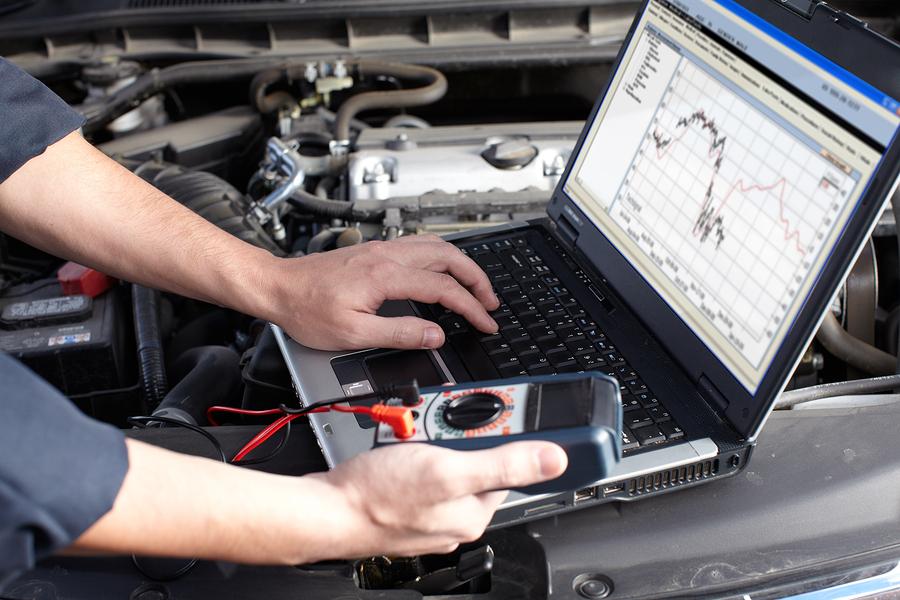 Обучение компьютерной автодиагностике автомобиля