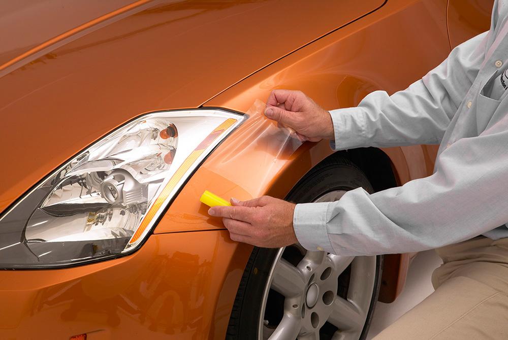 Курсы ламинирования автомобилей
